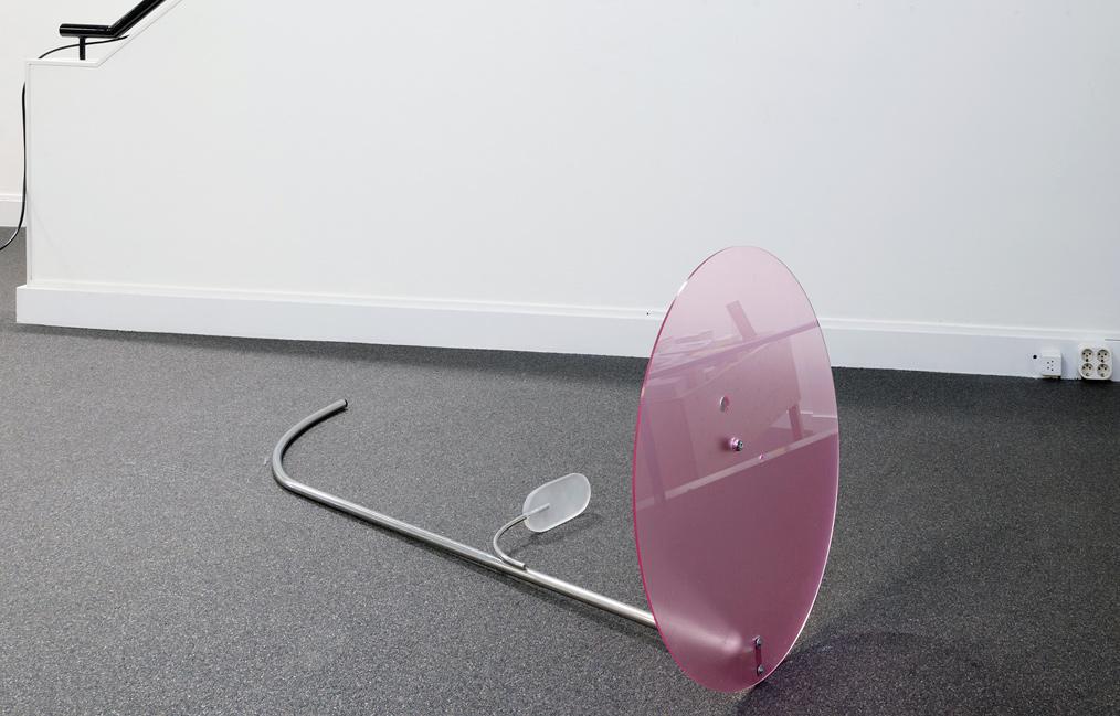 Public Cortex by Anne de Vries at Onomatopee, Eindhoven